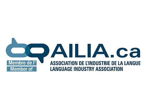 AILIA.ca Language Industry Association